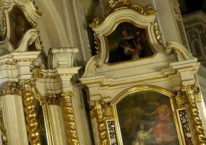 Restaurierung und Sanierung von Kirchen und sakralen Objekten