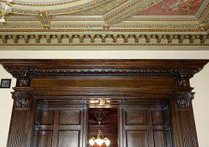 Sanierung von historischen Gebäuden