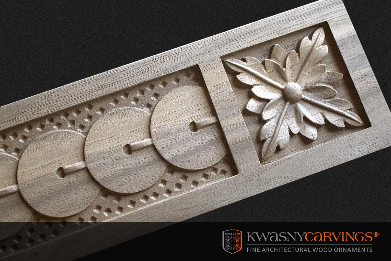 CNC Fräsen Holzschnitzerei für Türen