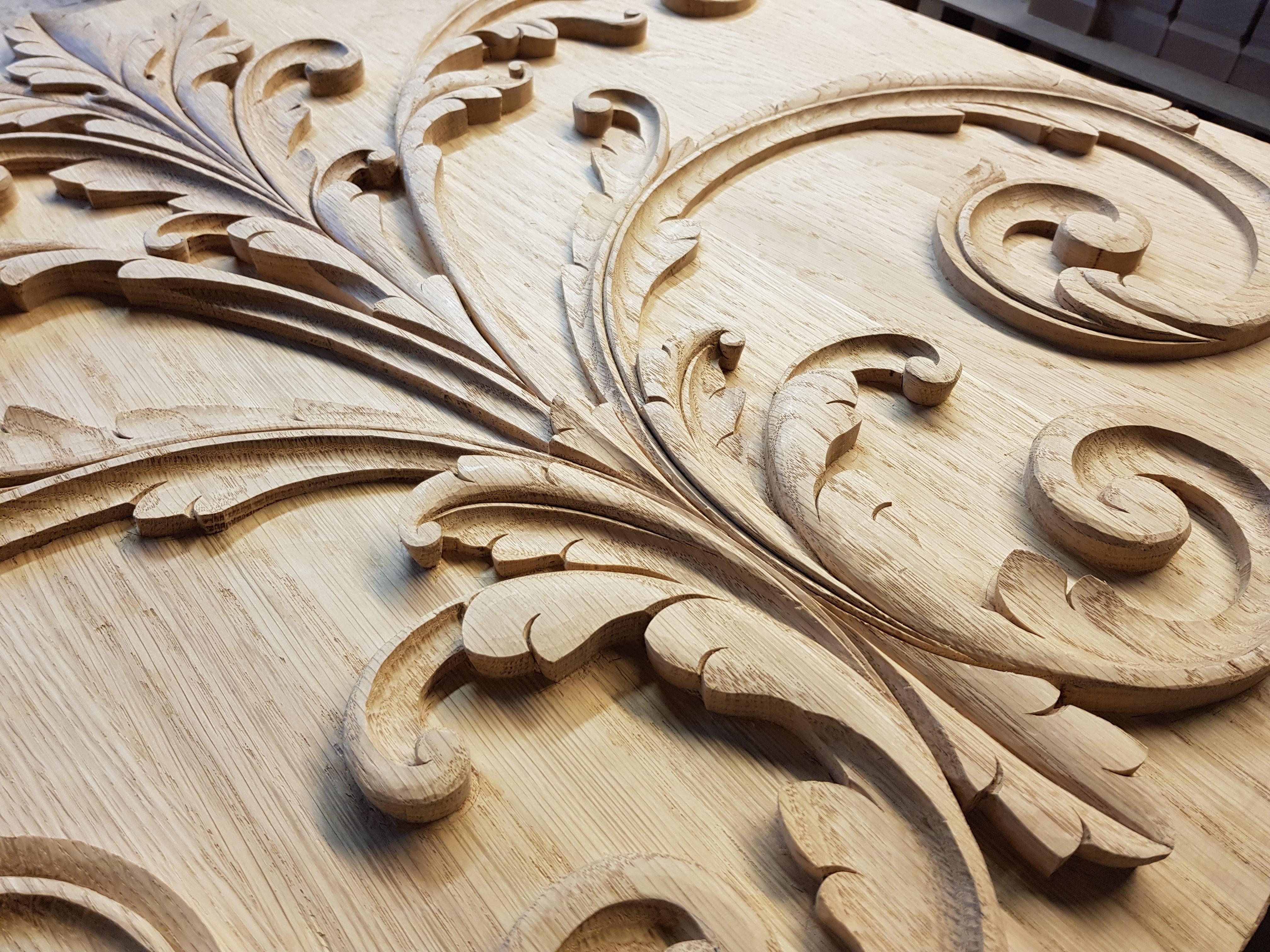 Wandpaneele und Wandvertäfelungen, Holzpanele